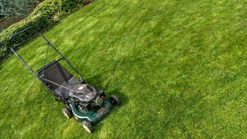 Pro lawn care services in Halifax, including mowing, fertilizing, scarification and top-dressing.